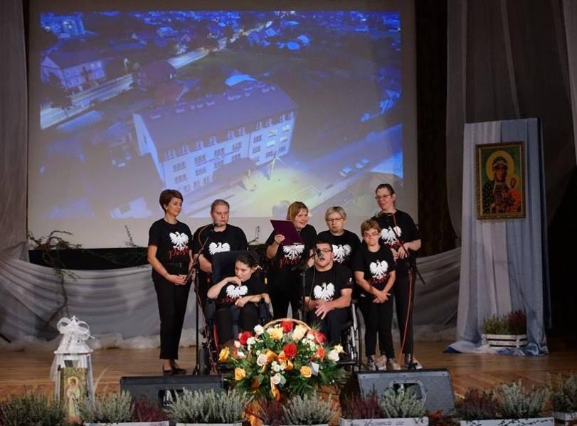 II Festiwal Pieśni Maryjnej i Patriotycznej Osób Niepełnosprawnych