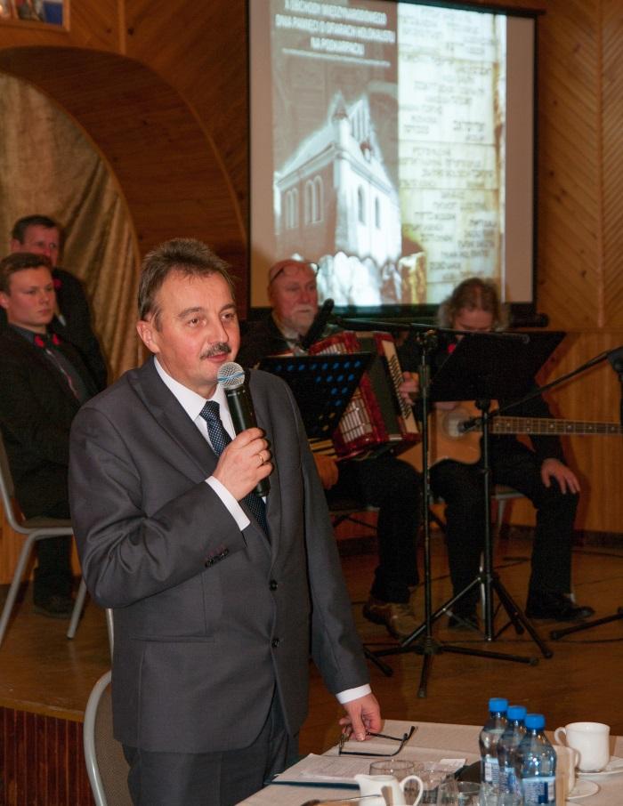 X Obchody Międzynarodowego Dnia Pamięci o Ofiarach Holokaustu w powiecie strzyżowskim