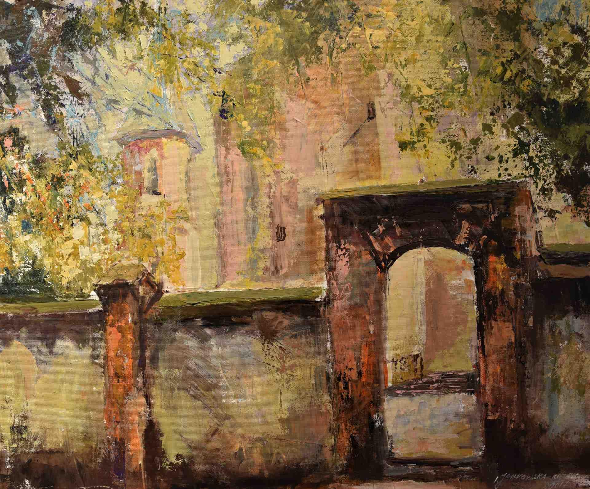 Wystawa malarstwa w wiśniowskiej Oficynie