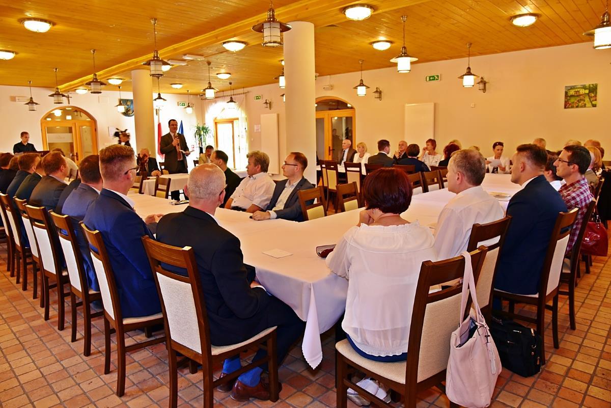 II posiedzenie Powiatowego Komitetu Obchodów 100 – lecia Odzyskania przez Polskę Niepodległości oraz 250 – lecia Konfederacji Barskiej